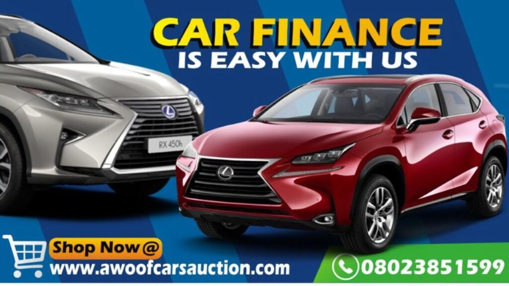 Stop spending too much on flood cars, try Auction - Awoof car